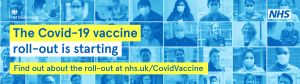 The Covid-19 vaccine roll-out is starting.